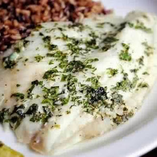 Lemon Garlic Fish Fillet