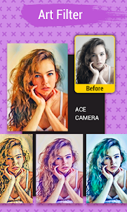 Free Ace Camera - Photo Editor, Collage Maker, Selfie APK for Windows 8
