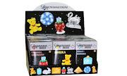 3D Crystal Puzzle Серия 1 Заяц, Шоу-Бокс 2/18 шт.