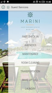 Marini Apartments & Suites - screenshot