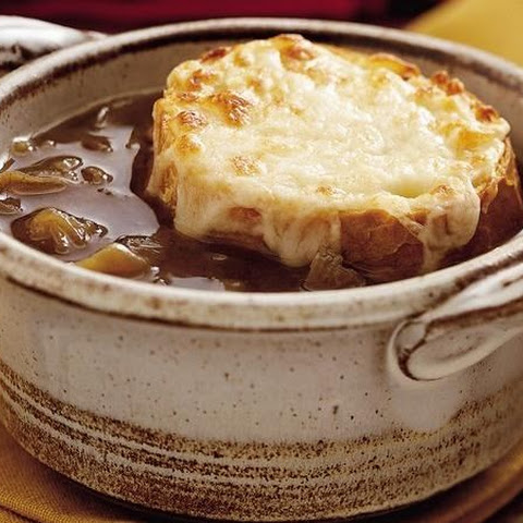 """Award Winning French Onion Soup"""