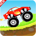 Blaze Super Monster Car Game:Let's Race Faster. Icon