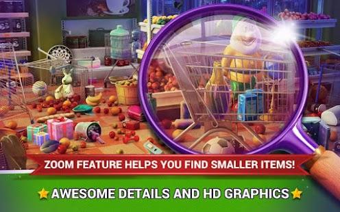 Hidden Objects Supermarket APK for Bluestacks