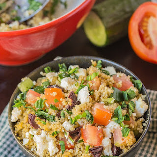 Healthy Couscous Salad Recipes