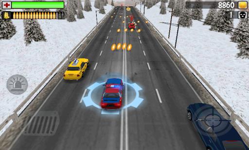 POLICE MONSTERKILL 3D screenshot 6