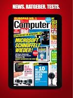 Screenshot of COMPUTER BILD
