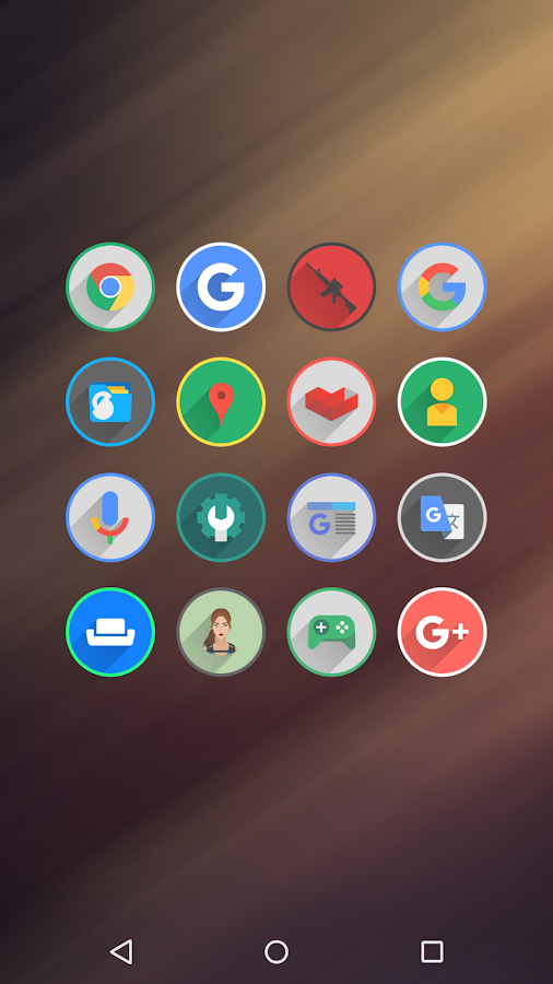 Velur - Icon Pack Screenshot 9