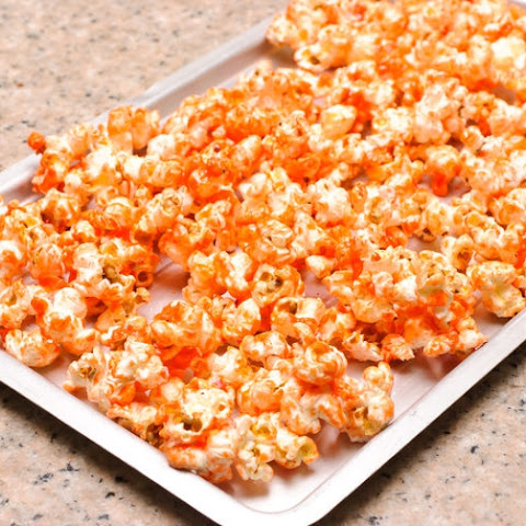 How To Make Colorful Popcorn