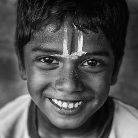 Little God Perumal by Bilal Mahaboob Ali - Babies & Children Child Portraits (  )