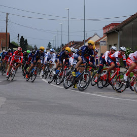 by Goran Dombaj - Sports & Fitness Cycling