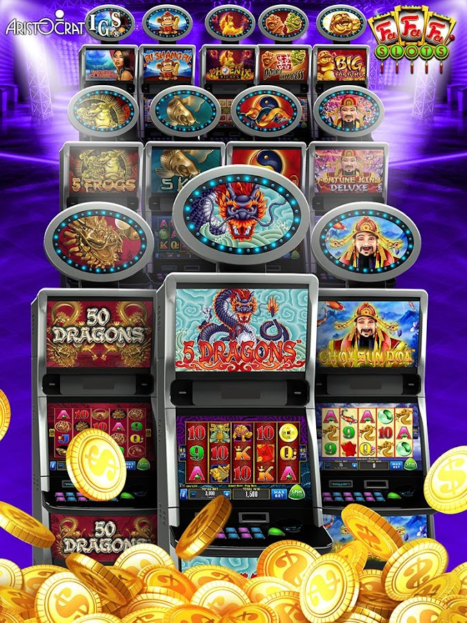 FaFaFa - Real Casino Slots Screenshot 5