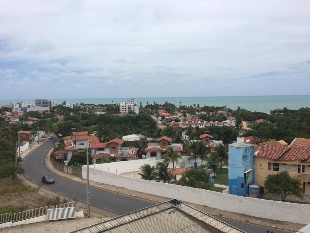 Apartamento com 1 dormitório à venda por R$ 130.000 - Praia de Carapibus - Conde/PB