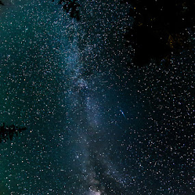 Milky Way by Walter Hsiao - Landscapes Starscapes ( milky way )