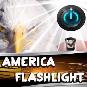 America Flashlight