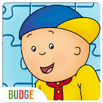 Caillou House of Puzzles Icon