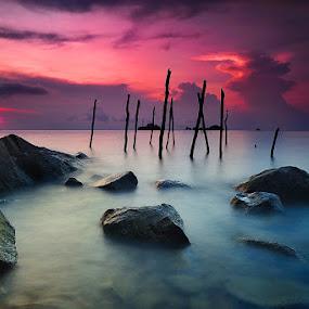 Ghost Island by Echi Amenk Fariza - Landscapes Travel