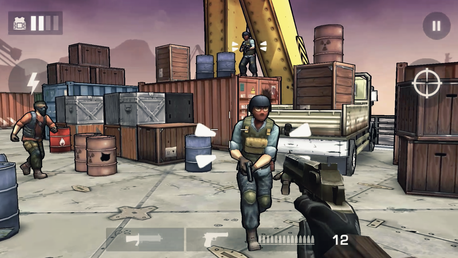 Major Gun : war on terror Screenshot 7
