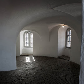 Round Tower by Iveta Kalvāne - Buildings & Architecture Other Interior