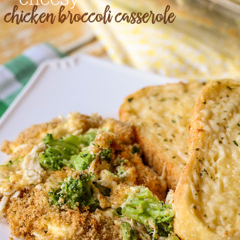 Cheesy Chicken and Broccoli Casserole