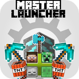 Mod Master Launcher - For MCPE - screenshot
