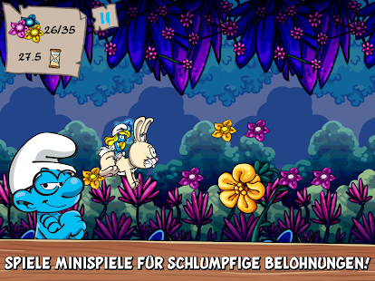 Das Schlumpfdorf Screenshot