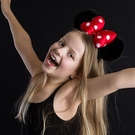 Happy girl by Tomas Hermansson - Babies & Children Child Portraits