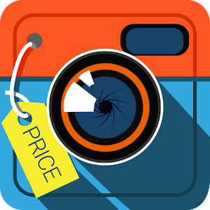 InstaPrice – add fancy price graphics to photos, great for social media sellers