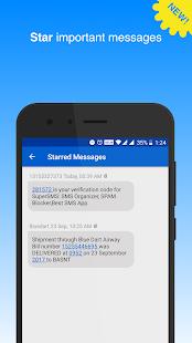 Super SMS Organizer, Money mgr, sms Backup-restore APK for Kindle Fire