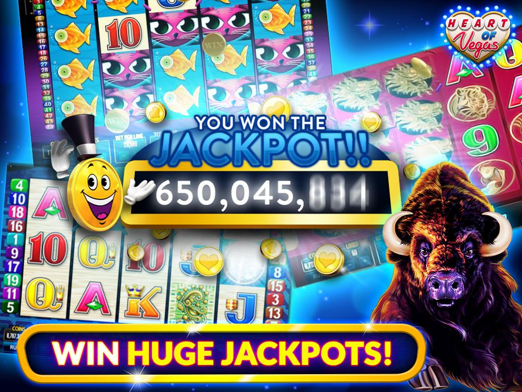 heart of vegas slot machines free download