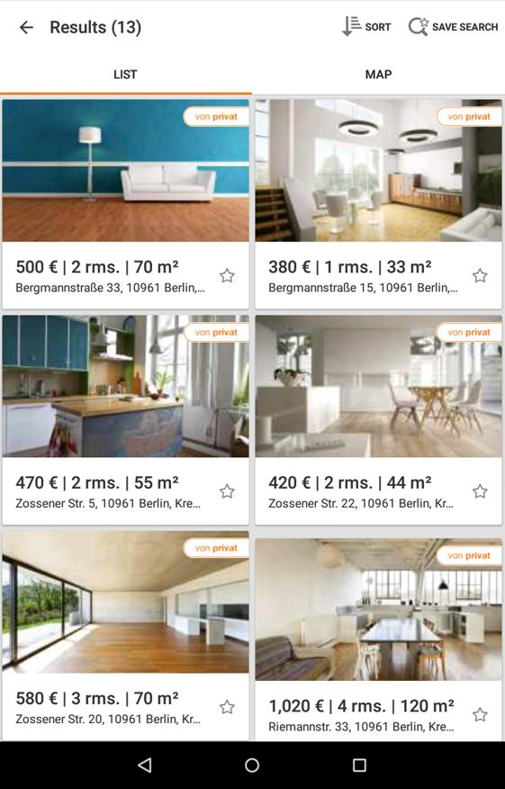 Immobilien Scout24 Screenshot 18