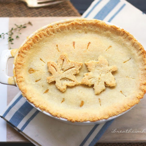 Low Carb Chicken Pot Pie Recipe – Gluten Free