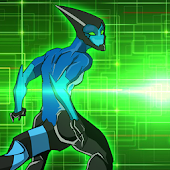 Free Ultimate Alien Bentenny XLR8 10x Transformations APK for Windows 8