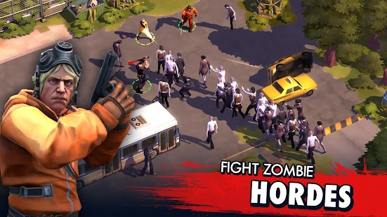 Game Zombie Anarchy: War & Survival APK for Kindle