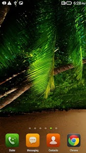 Palm Trees HD LWP - screenshot