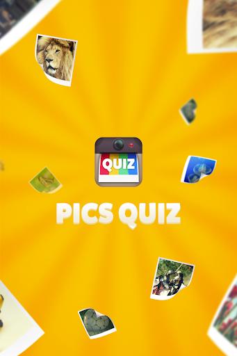 PICS QUIZ - Guess the words!