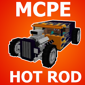 HOT ROD addon for Minecraft PE