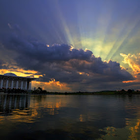 Putrajaya Lake by Sharulfizam Adam - Landscapes Travel