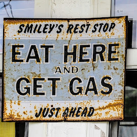 by Terry DeMay - Artistic Objects Signs (  )