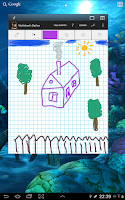 Screenshot of Creative Draw Paint Notepad