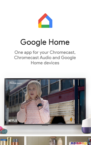 Google Home Android App Screenshot