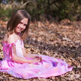 Pretty in pink by Morne Kotze - Babies & Children Child Portraits
