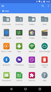 File Explorer Business app for Android Preview 1