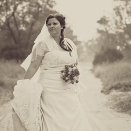 by Andre Oelofse - Wedding Bride