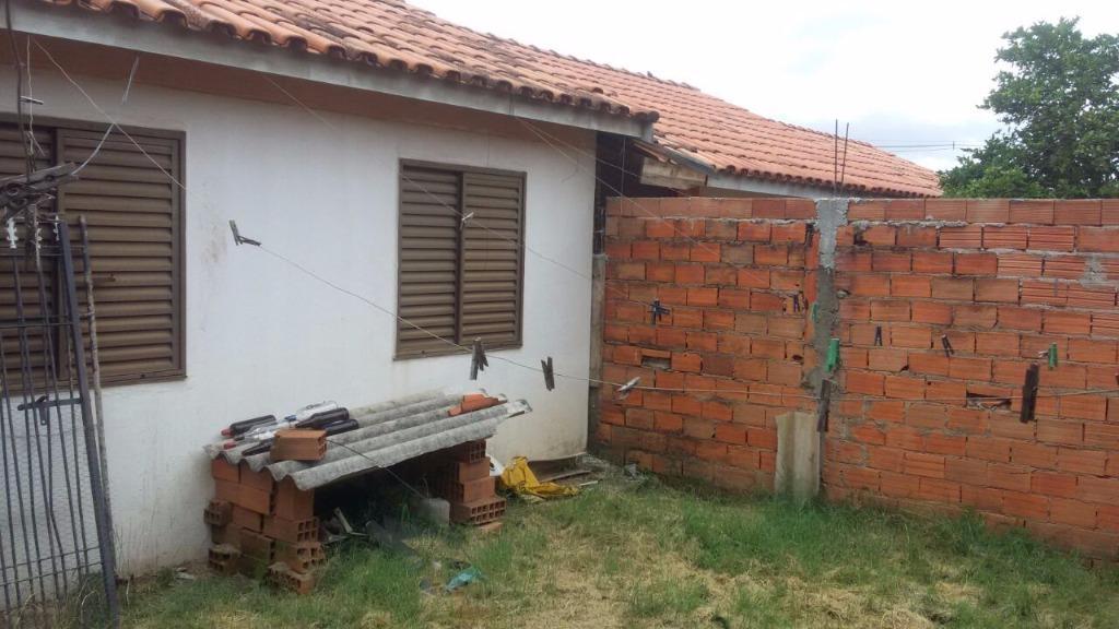 Casa residencial à venda, Residencial Nova Bandeirante, Camp...