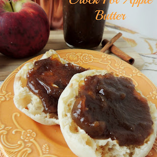 Homemade Apple Butter in the Crock Pot