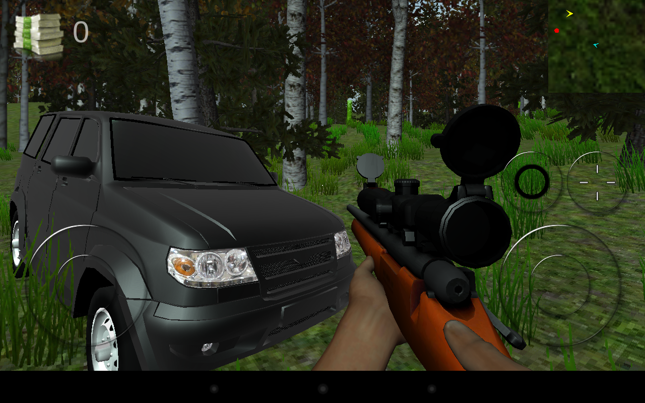 Russian Hunting 4x4 Screenshot 19