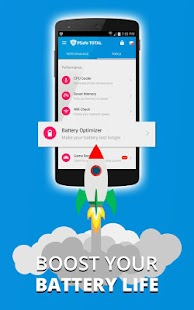 Download Antivirus, Booster & Cleaner APK for Android Kitkat