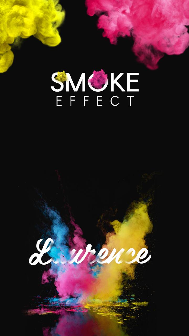 Name Art Smoke Effect Screenshot 5