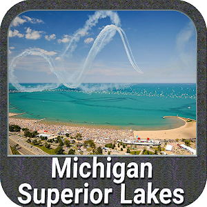 Michigan & Superior Lakes GPS For PC / Windows 7/8/10 / Mac – Free Download
