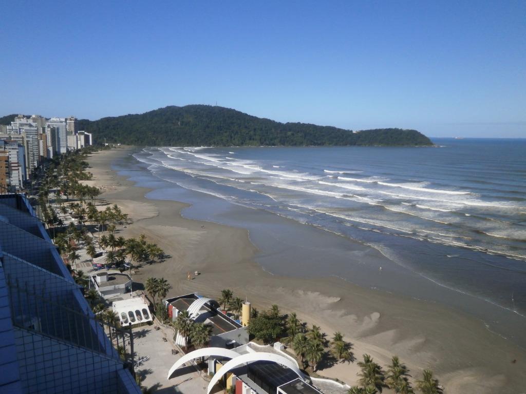 Kitnet residencial à venda, Boqueirão, Praia Grande.